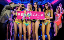 Relleciga Fashion show